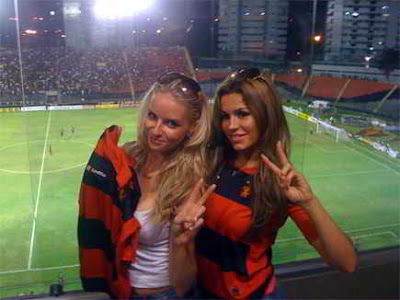Fotos Tchecas - Dominika e Michaela 3