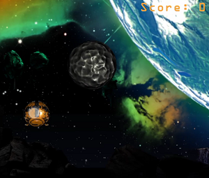Action Game of the Week - Asteroid Jumper