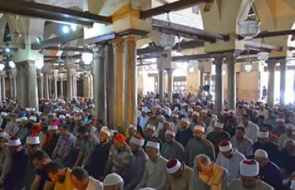 Ulama Al Azhar (foto Hidayatullah.com)