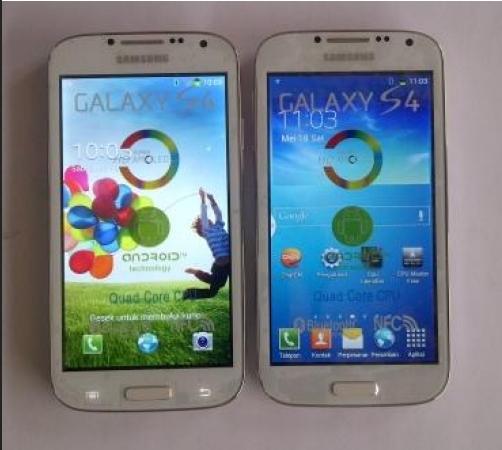 ... Tips Dan Trik Membedakan Samsung Galaxy S4 Asli dan Galaxy S4 China