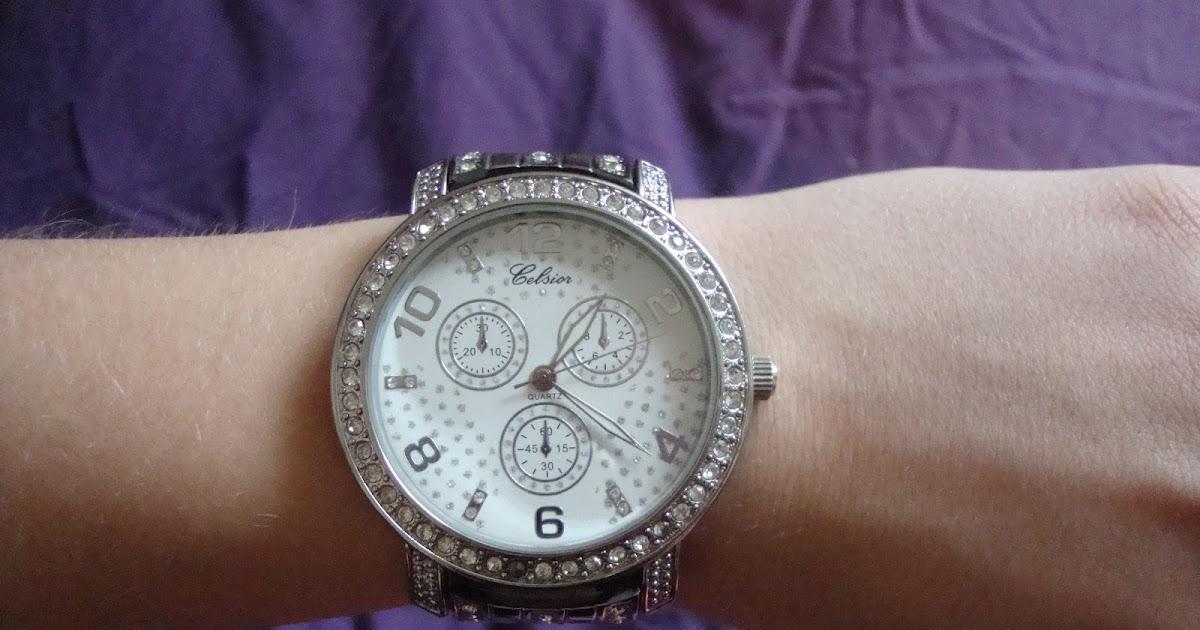 Shop Fashion Expression: ZILVEREN HORLOGE MET DIAMANTJES: shop-fashionexpression.blogspot.com/2012/02/zilveren-horloge-met...