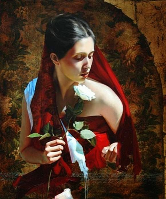 Slava Fokk Painting Artwork