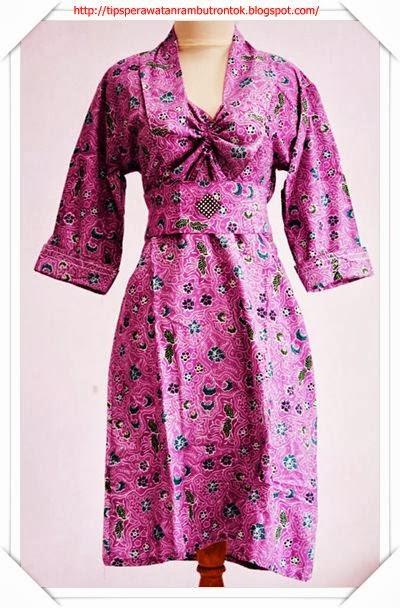 Model baju batik wanita terbaru 2013 - Perawatan Rambut Rontok