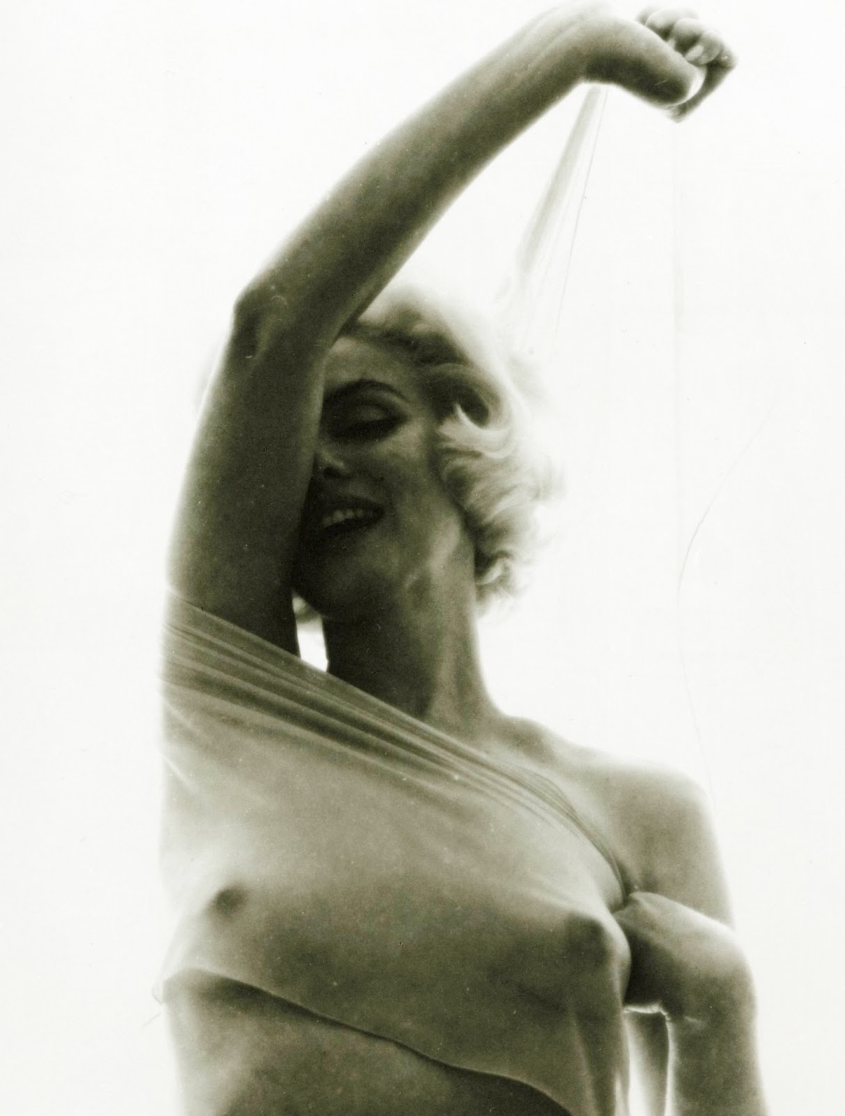 Marilyn Monroes Seven Never-Before-Seen Mostly Nude