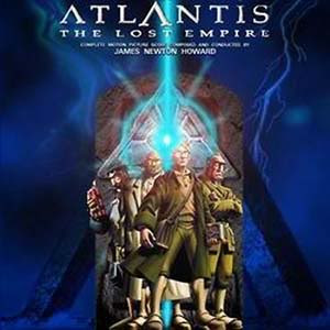 ?? Ch? ?� M?t - Atlantis The Lost Empire