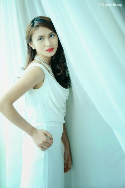 Anna Angelica Sotto is Strikingly Beautiful