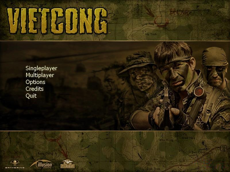 Vietcong PC Game