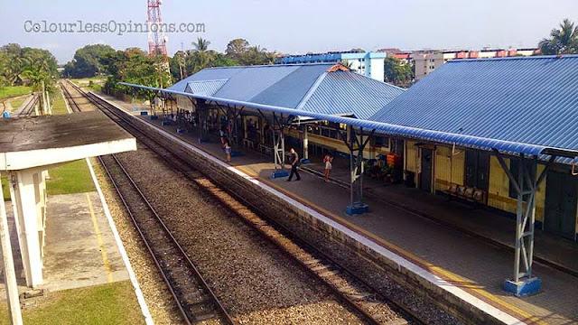 ktm kluang railway station