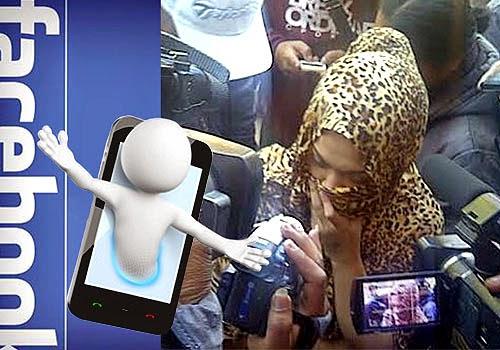 Lakukan Penipuan Belanja Online Facebook, Wanita Ini Raup Milyaran Rupiah