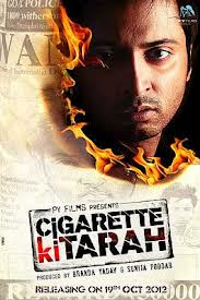 Cigarette Ki Tarah (2012) Movie Poster
