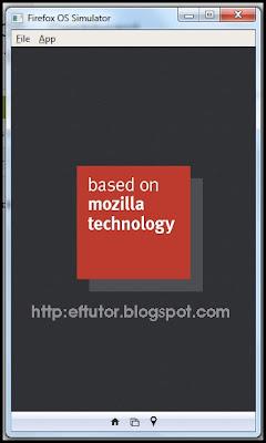 Tutorial Cara Install Firefox OS di Laptop dan Emulator