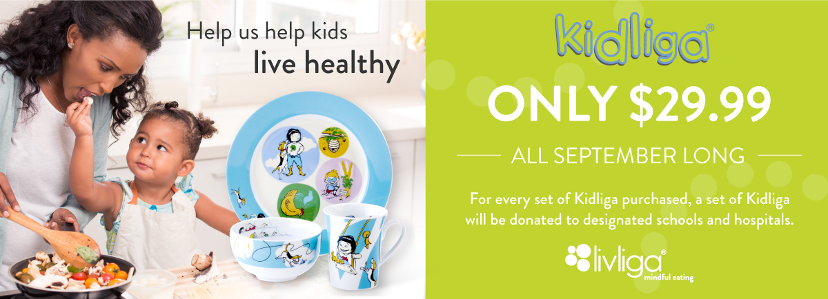Help Us Help Kids Live Healthy