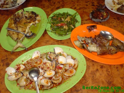 Foto Makanan-Makanan yang Menjijikan