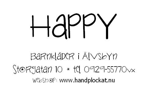 butiken Happy
