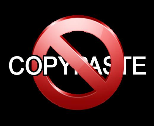 Cara Terbaik Memasang Anti Copy Paste di Blogger