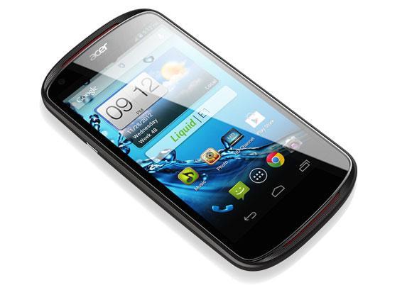 mobile raptor acer smartphone e1 liquid v360. Black Bedroom Furniture Sets. Home Design Ideas
