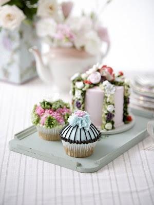 Gorgeous Little Cakes