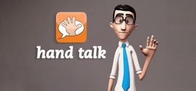 Hugo - Avatar do Hand Talk