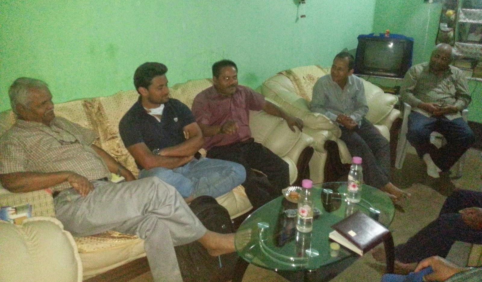 साहित्यिक संस्था 'देसिल बयना'क मासिक बैसार
