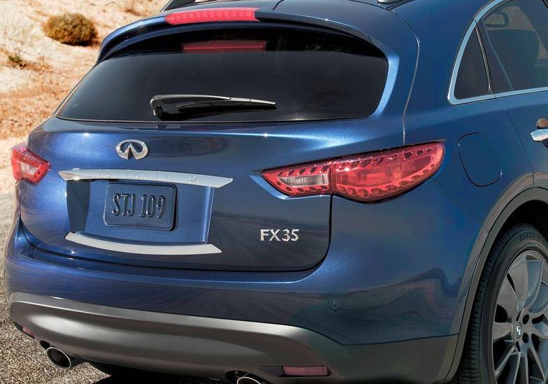 New 2012 Infiniti FX35
