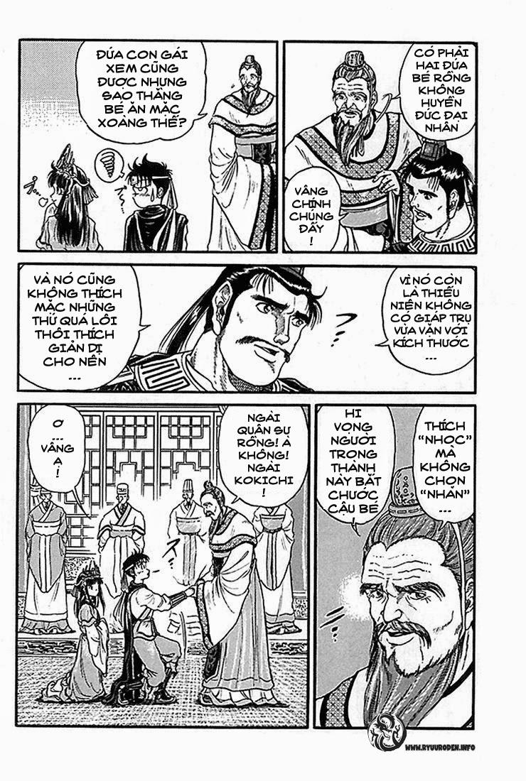 Chú Bé Rồng - Ryuuroden chap 5 - Trang 10