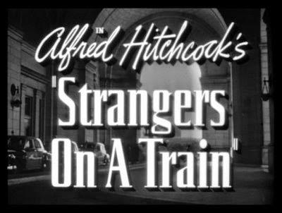 extraños en un tren peli