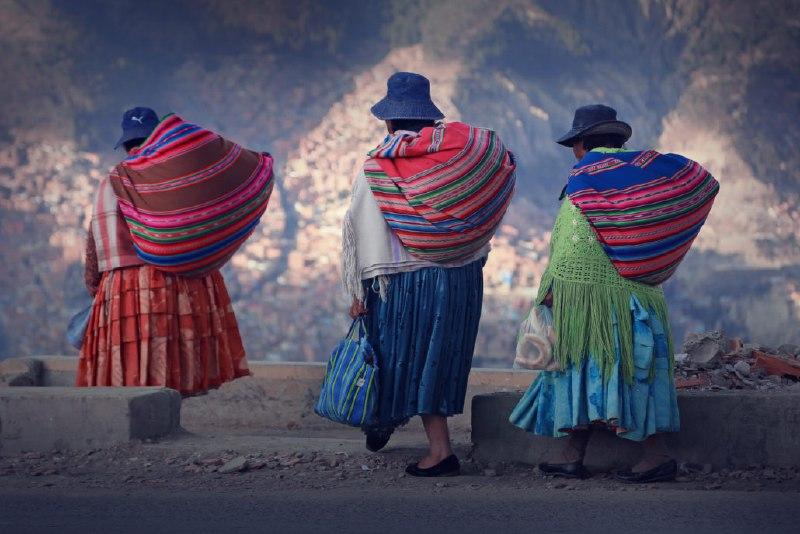 ➥ Bolivia