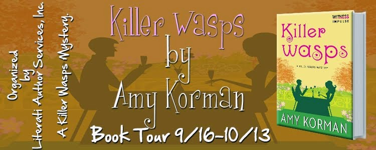 KILLER WASPS BY AMY KORMAN