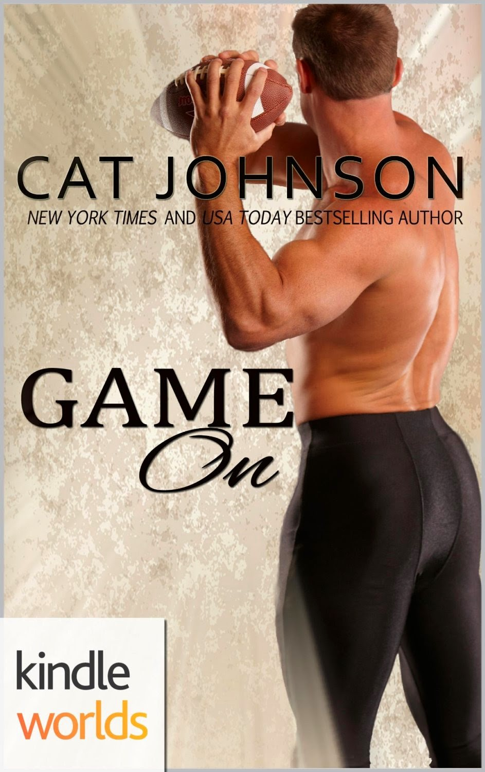 Game For Love: Game On by Cat Johnson