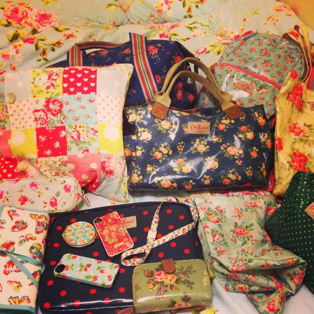 33 facts about me, cath kidston
