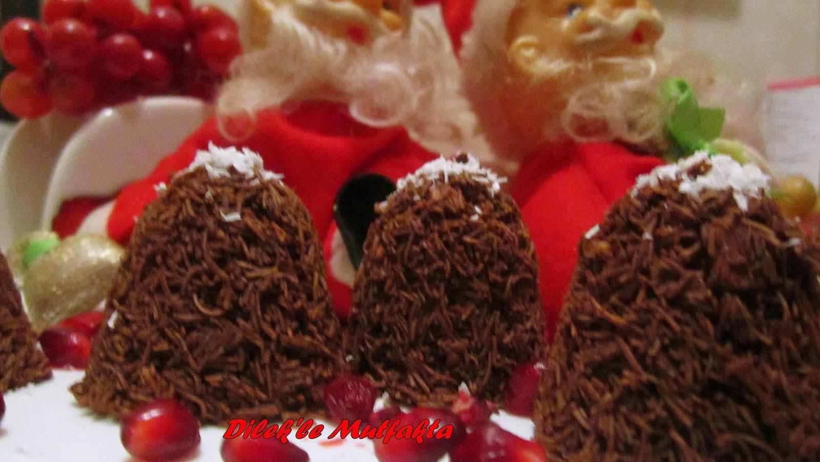 Kadayıflı Çikolata Tarifi – Sütlü Tatlı Tarifleri
