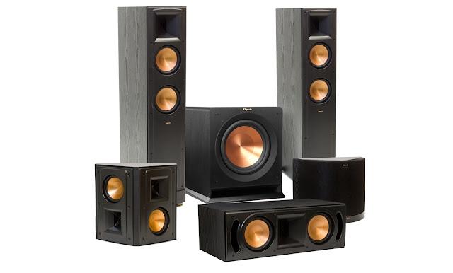 Klipsch Home Theatre Speaker System