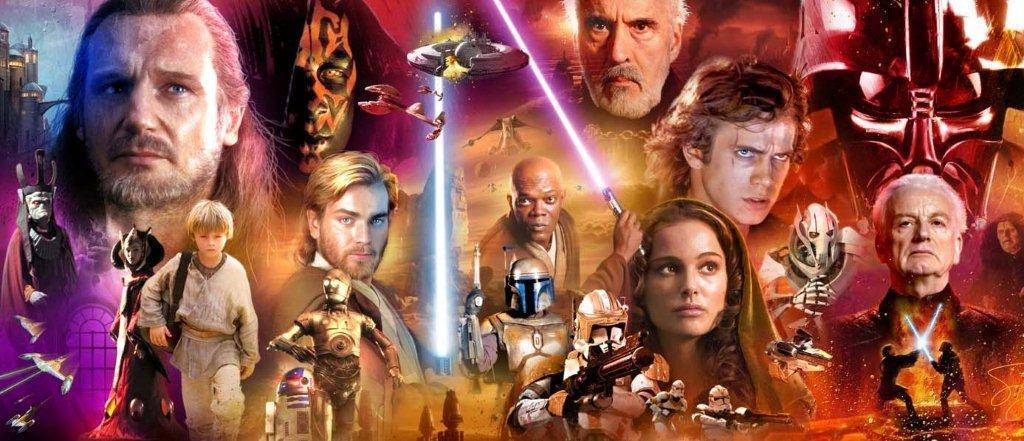 Argumento original de las precuelas de Star Wars