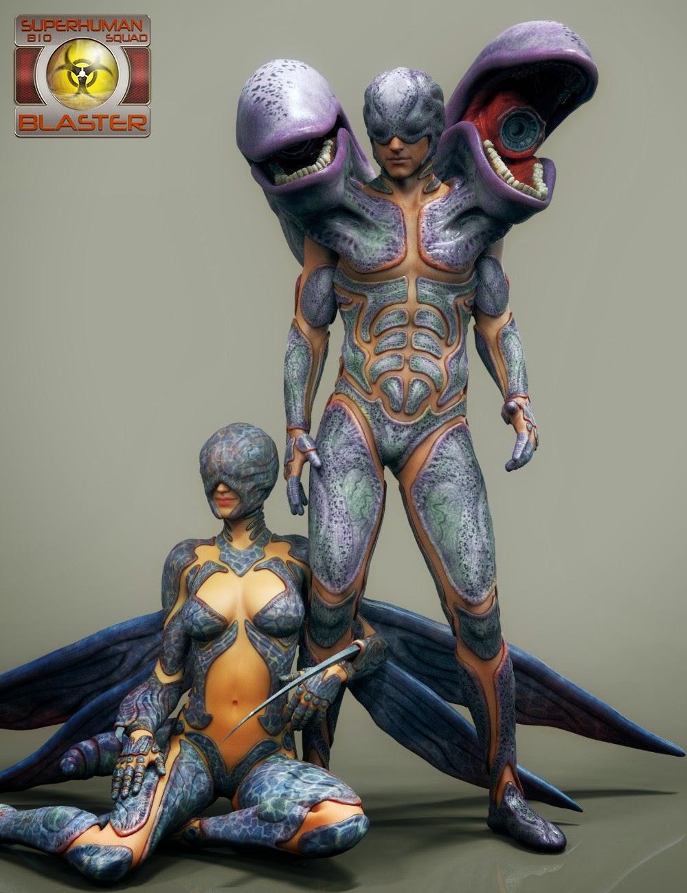 Bio Squad Blaster