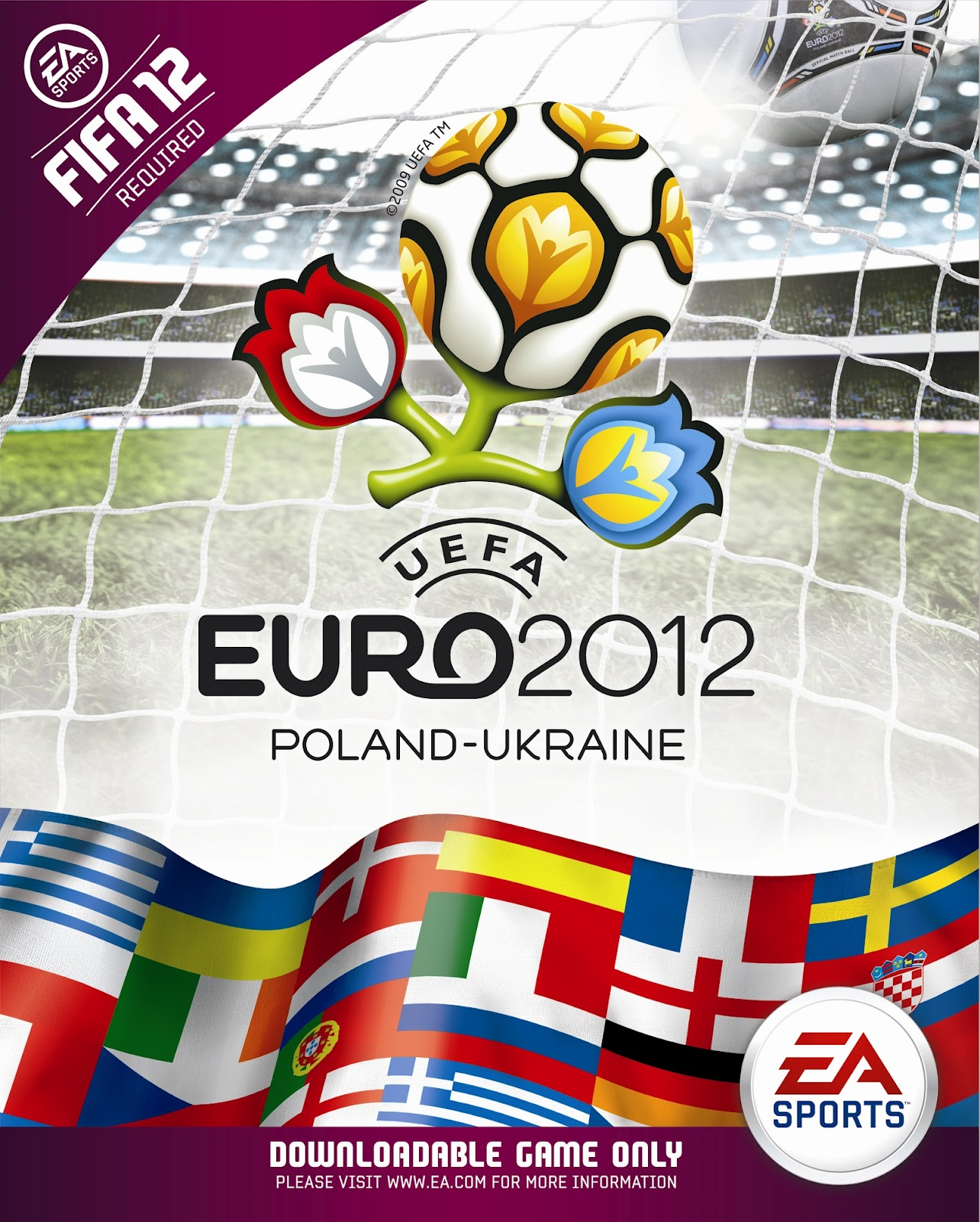 Free Download UEFA Euro 2012 For PC