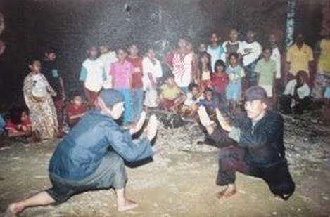 uluk salam di Silek Pauh IX Kuranji Padang