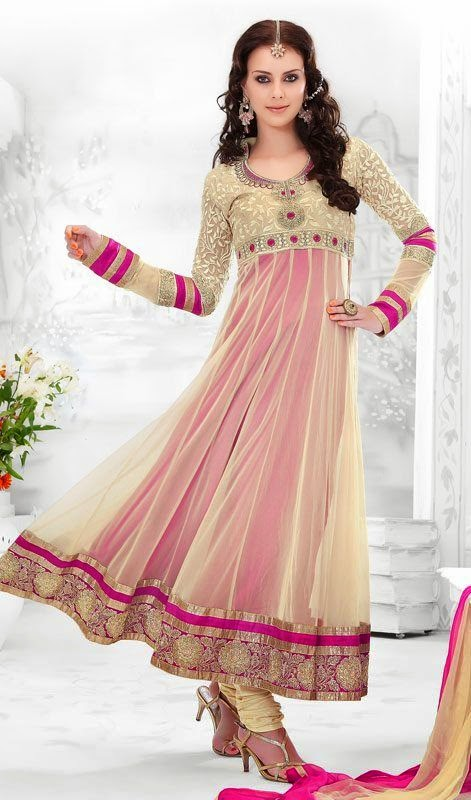 Party Wear Formal Fancy & Embroidered Frocks 2016-2017 For Girls ...