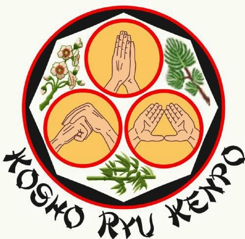 Ken ryu kenpo karate patches