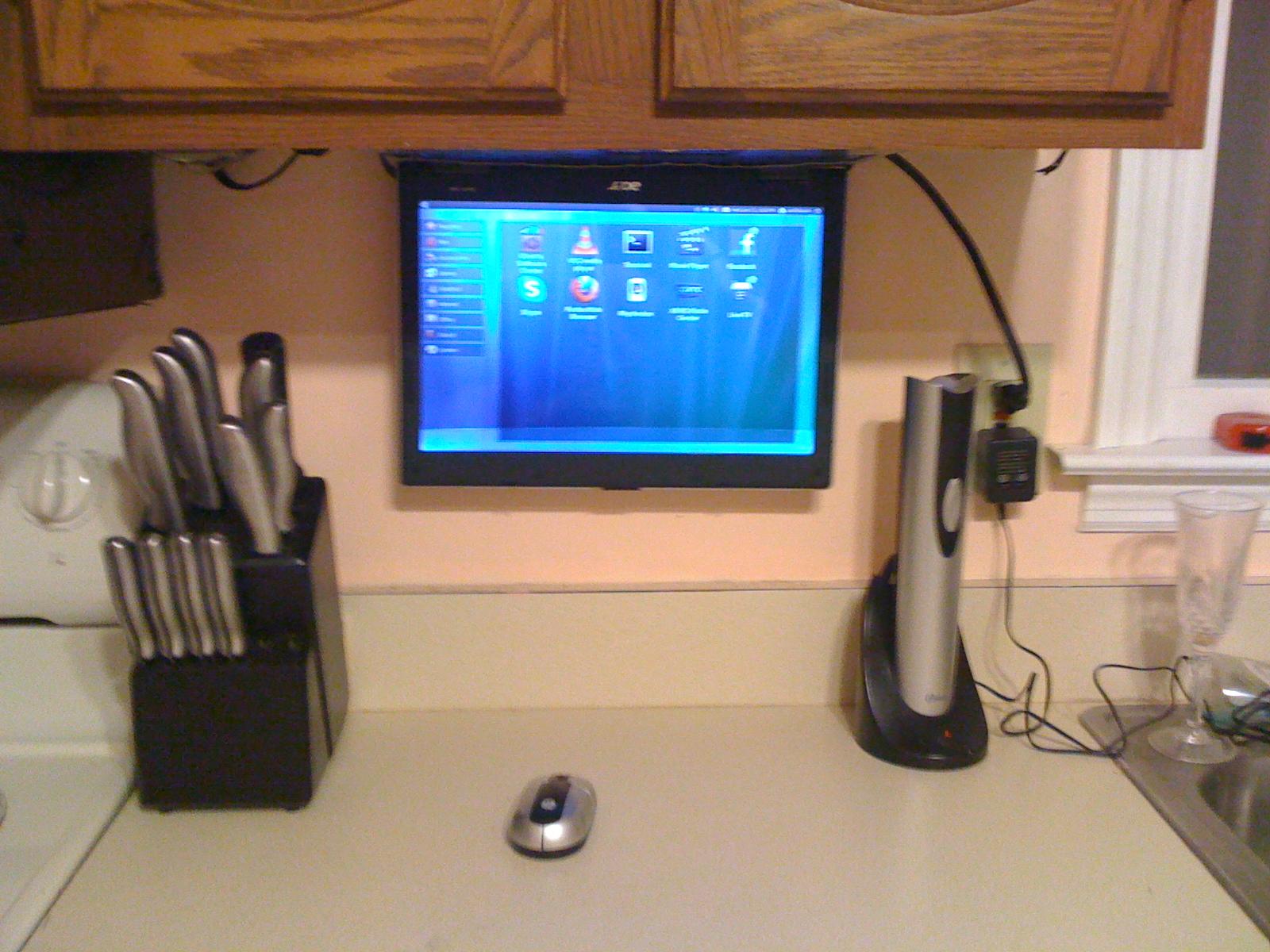 FeedYourHead: Kitchen PC - Part II