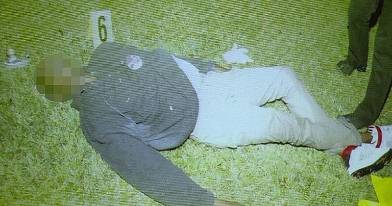 Murder of Dennis jurgens autopsy pictures