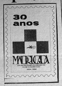 30 ANOS DE CLUBE DA MADRUGADA de Jorge Tufic