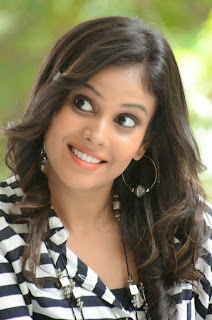 Actress Chandini Latest Pictures in Jeans at Kiraak Release Date Announcement Press Meet 0013