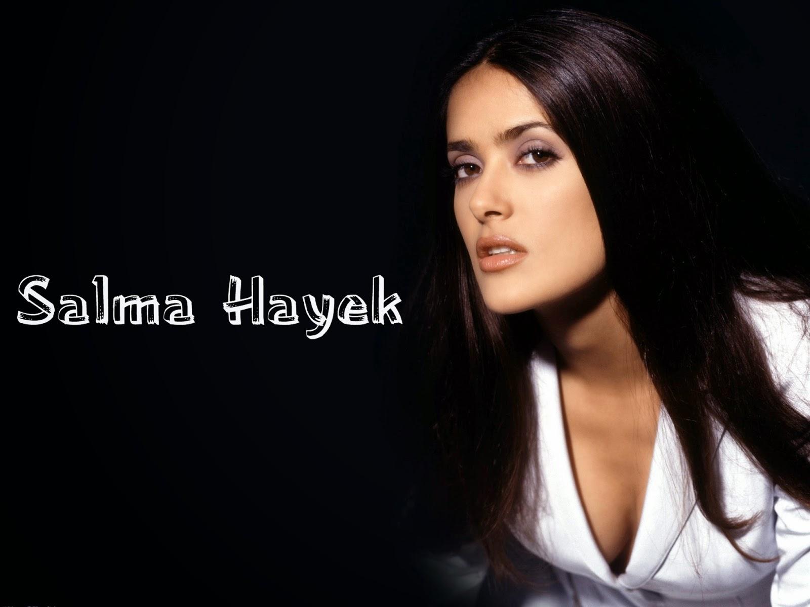 Salma Hayek Hd Wallpapers Free Download