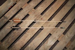 Flechas caseiras
