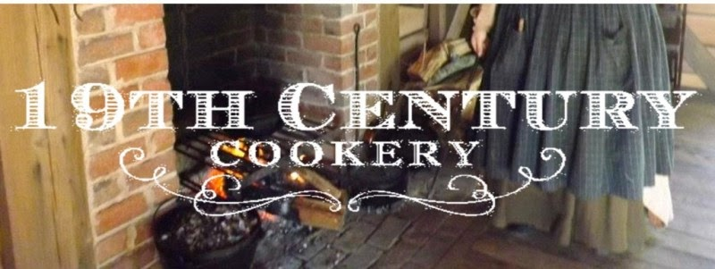 19th Century Cookery
