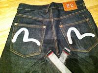 evisu jeans no2 size32