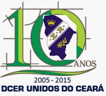 10 anos DCER Unidos do Ceará
