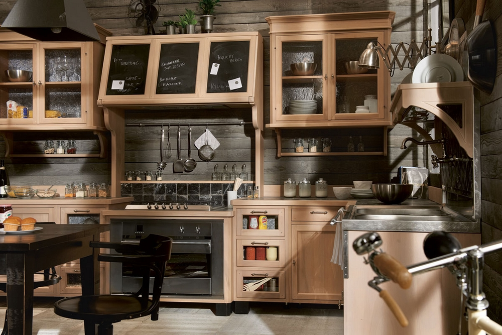 meuble cuisine | meubles de cuisine - Meuble De Cuisine Vintage