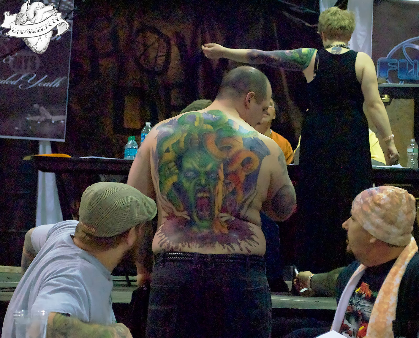 Philly Tattoo Convention Tattoo Contest