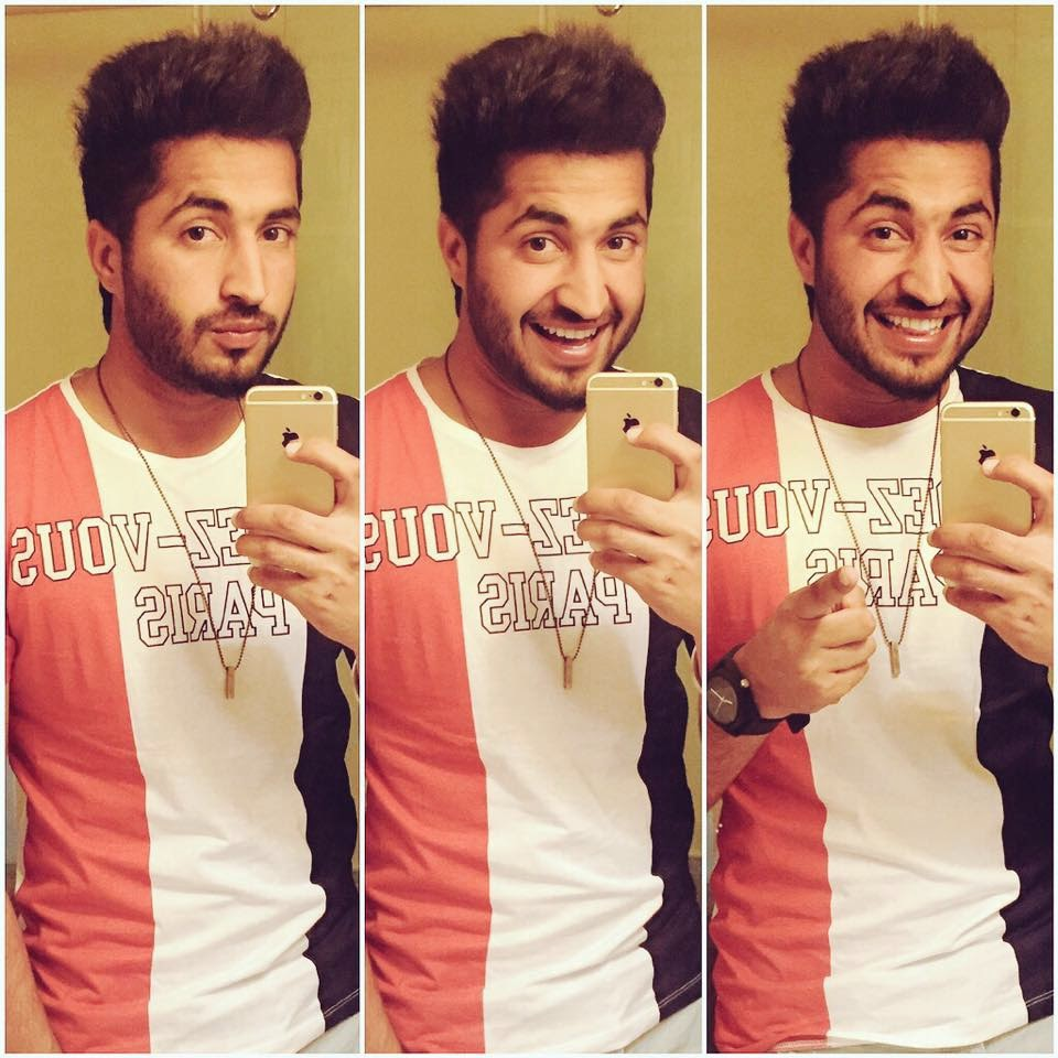 jassi gill with his wife jassi gill images with wife new ...